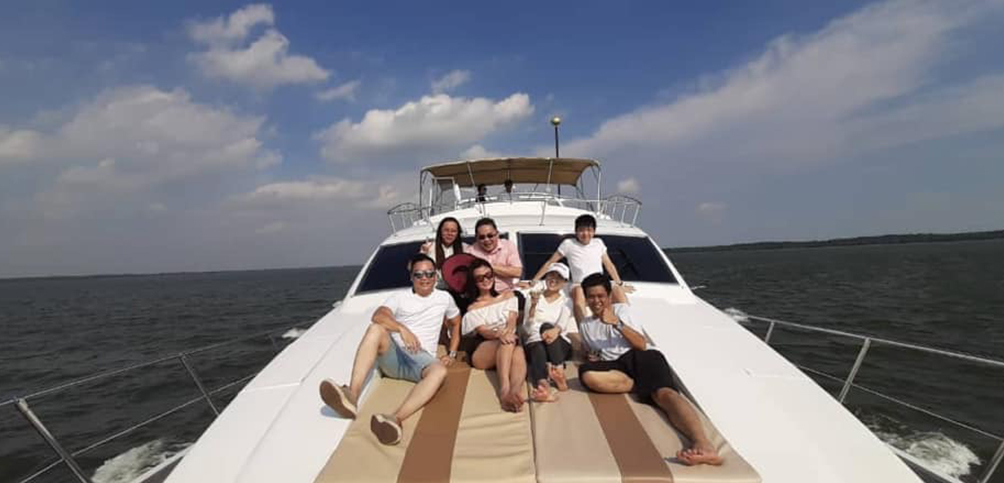 Yatch Day Trip (Unity with HCK)-4